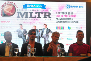 """Michael Learns To Rock"" konser di Palembang"
