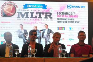 """Michael Learns To Rock"" konser di Palembang"