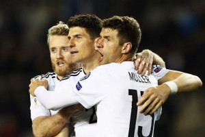 Jerman pastikan diri lolos ke Piala Dunia