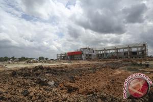 Pembangunan Arena Dayung
