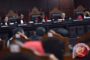 MK: 28 perkara Pilkada masuk Mahkamah Konstitusi
