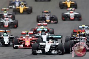 Formula 1 akan perkenalkan logo baru