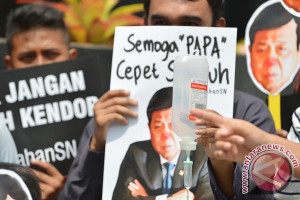 Penyidik KPK belum temukan keberadaan Setya Novanto