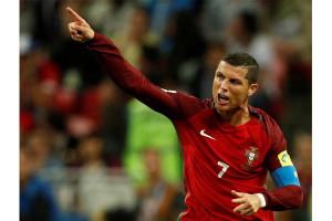 Ronaldo dan Messi melaju ke piala dunia