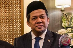 Fahri tegaskan  Novanto masih ketua DPR