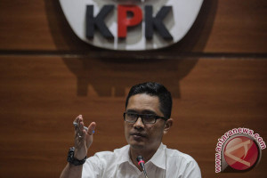 KPK surati Kapolri terkait pemeriksaan ajudan Novanto