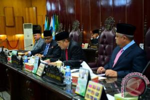 DPRD Sumsel setujui dua Raperda