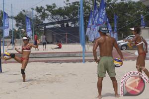 Fasilitas voli Jakabaring Palembang layak Asian Games 2018