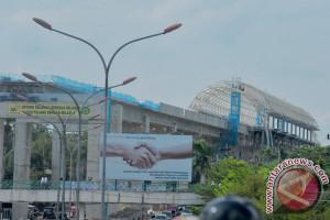 Alex Noerdin: Infrastruktur Asian Games selesai Desember
