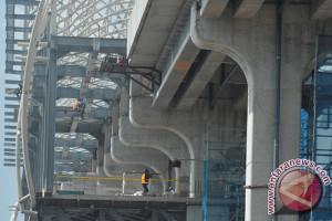 LRT Jakarta tidak selesai untuk Asian Games