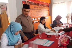 Minat warga Palembang daftar PPK dan PPS tinggi