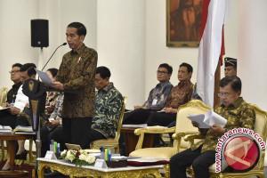 Presiden bahas perkembangan persiapan Asian Games XVIII