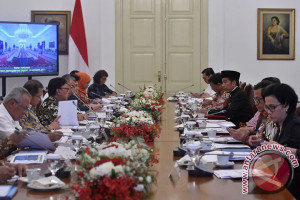 Sri Mulyani kagumi semangat Presiden Jokowi