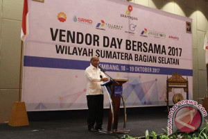 "215 rekanan hadiri ""Vendor Day"""