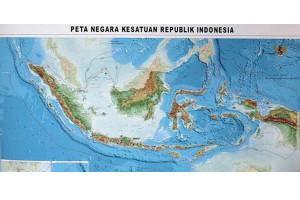 Indonesia akan buat peta laut baru