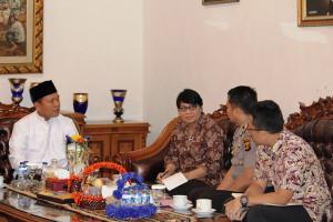 Mabes Polri kaji penanganan konflik Lampung Tengah