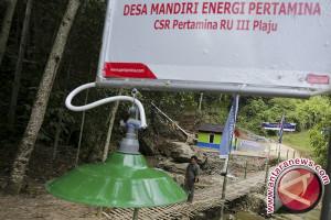 Warga Dusun Saruan nikmati listrik 24 jam