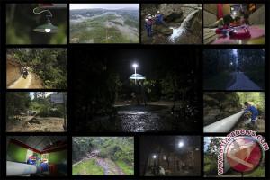 Foto Cerita : Menjumput Cahaya Malam Di Dusun Saruan