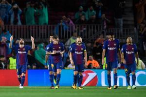 Alba selamatkan Barca dari kekalahan