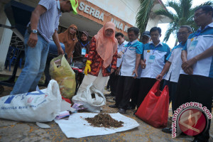 Pelatihan Pemanfaatan Sampah