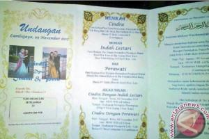Pernikahan pemuda dengan dua gadis terancam batal
