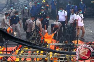 Polisi pastikan tiga meninggal akibat ledakan bom