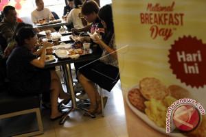 McDonald's di China ganti nama mandarin