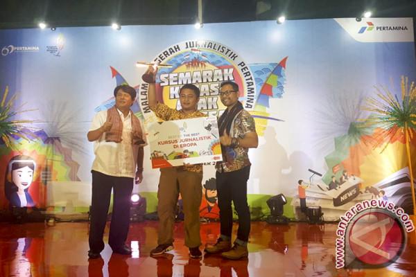 Anugerah Jurnalistik Pertamina 2017