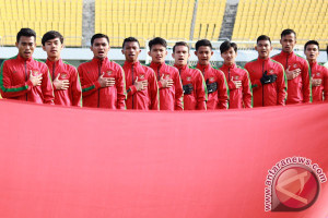 Timnas U-19 Korsel bantai Indonesia 4-0
