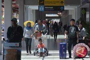 Penerbangan Garuda Lombok-Jakarta tertunda 4 jam