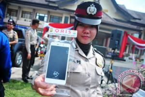 Polresta Palembang luncurkan aplikasi