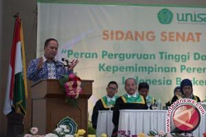 Menristekdikti harapkan Unsri jadi pusat penelitian Sumatera
