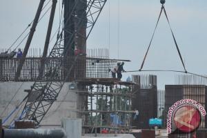 Pembangunan jembatan musi IV Palembang masih terkendala