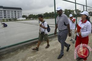 Demi Asian Games, pemakaian stadion tenis Jakabaring ditingkatkan