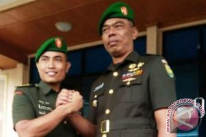 Kepala Penerangan Kodam II/Sriwijaya diganti