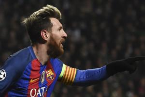 Messi dan Suarez selamatkan Barca saat lawan Alaves