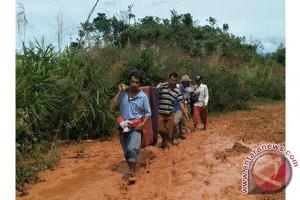 Warga tiga kecamatan di OKU Selatan diminta mengungsi