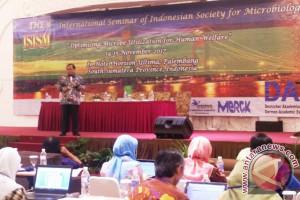 Unsri gelar seminar mikrobiologi internasional
