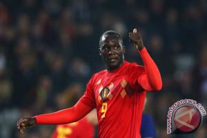 Lukaku pecahkan rekor cetak gol Belgia