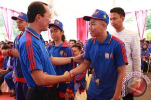 Kota Palembang targetkan juara umum Porprov Sumsel