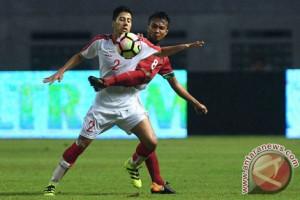 Indonesia v Suriah 0-0 babak pertama