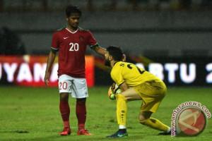 Indonesia kalah 0-1 dari Suriah di laga persahabatan