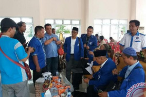 Rakerda kisruh, Sembilan DPC menolak dilantik Ketua PAN