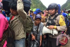 TNI-Polri pantau psikis warga Distrik Tembagapura