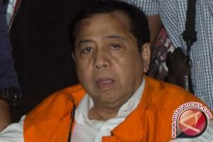 Setya Novanto tak menyangka langsung ditahan KPK