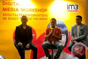 Ooredoo isi wawasan Jurnalis hadapi transformasi digital