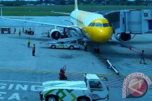 Maskapai Scoot buka rute Palembang-Singapura
