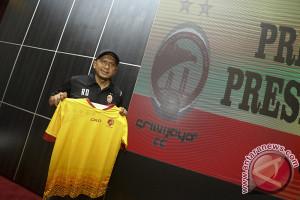 Rahmad Darmawan resmi pelatih Sriwijaya FC