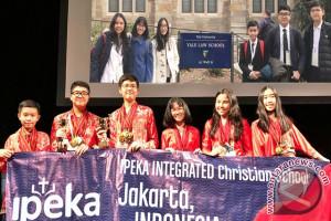 Pelajar Indonesia gondol 34 emas ajang WCS Amerika Serikat