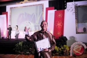 Biro Humas raih penghargaan terbaik penerbitan media internal